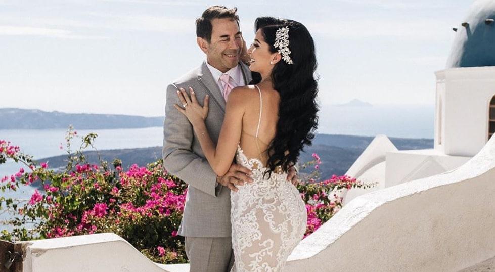Paul Nassif and Brittany Pattakos' wedding
