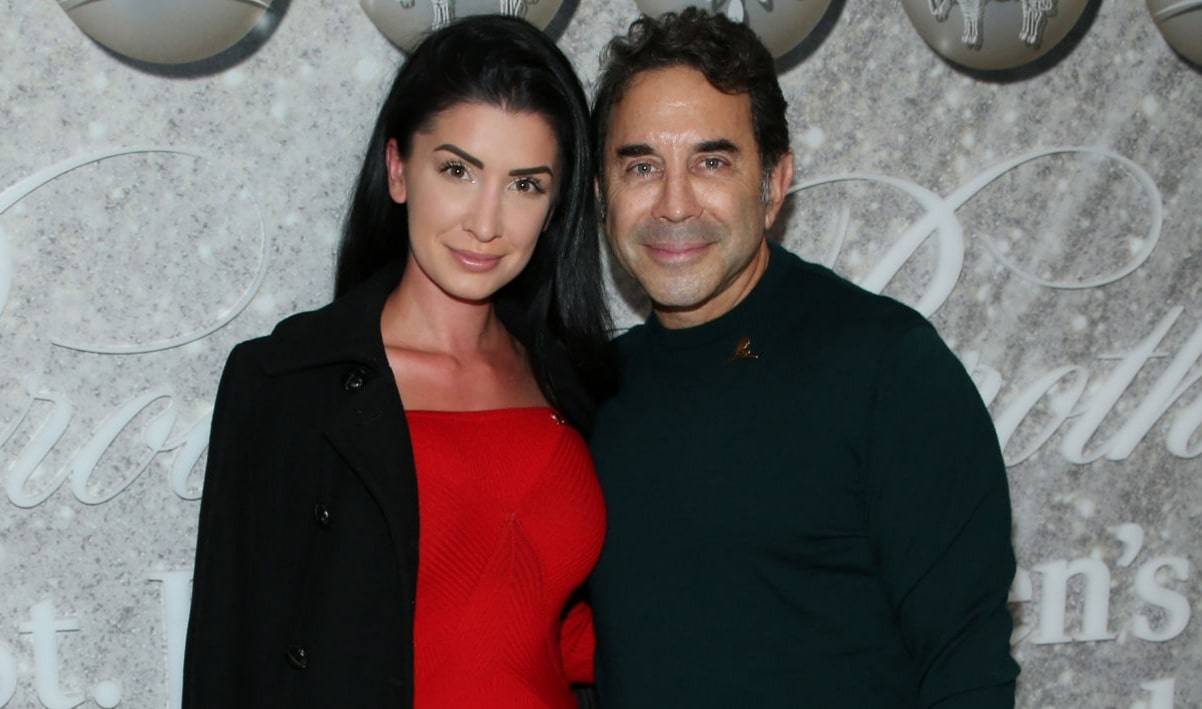Paul Nassif and Brittany Pattakos