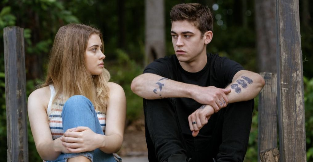 Tessa and Hardin in After