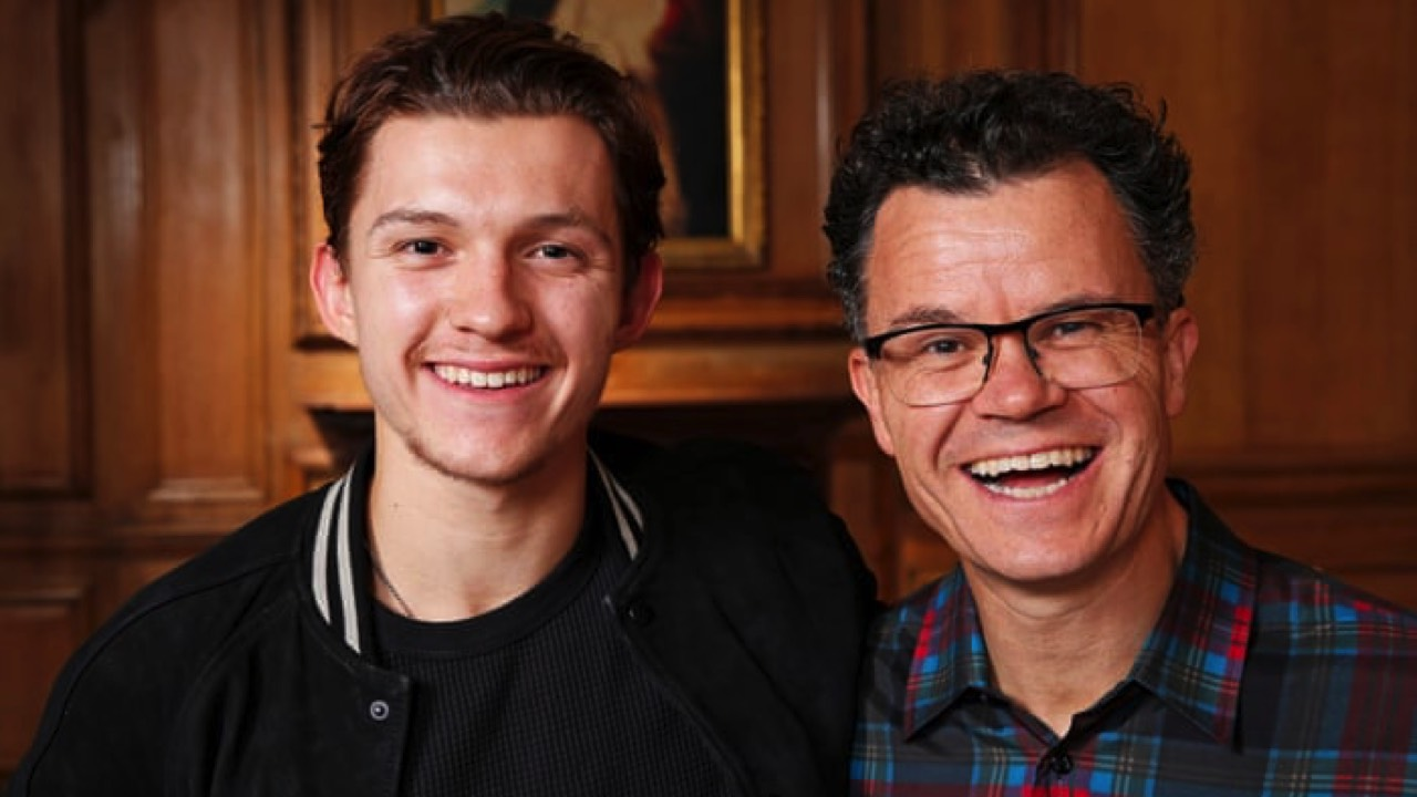 Tom Holland and Dominic Holland