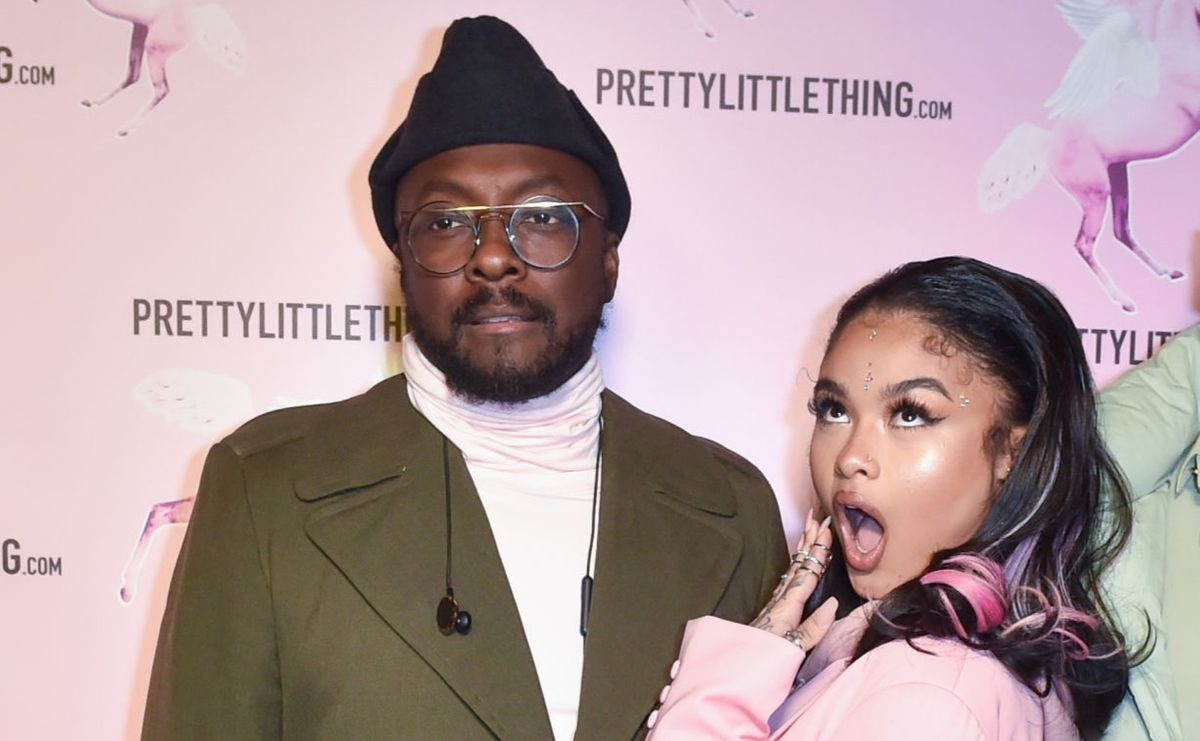 Will.i.am and India Love