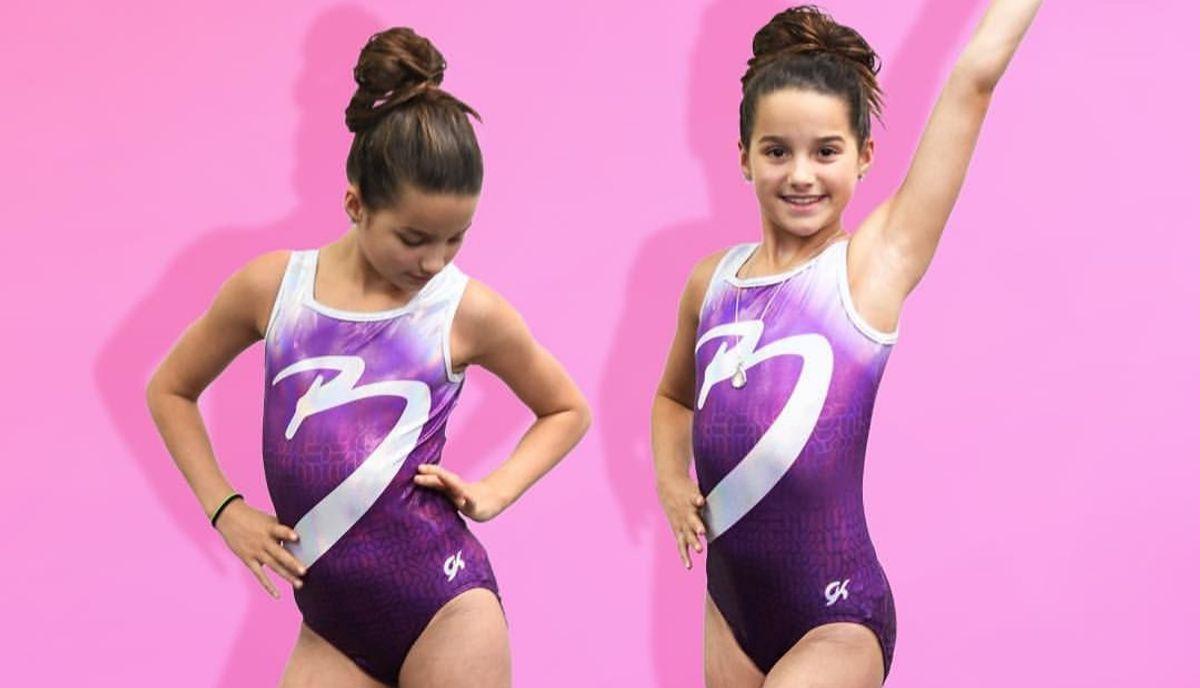 Gymnast Annie LeBlanc