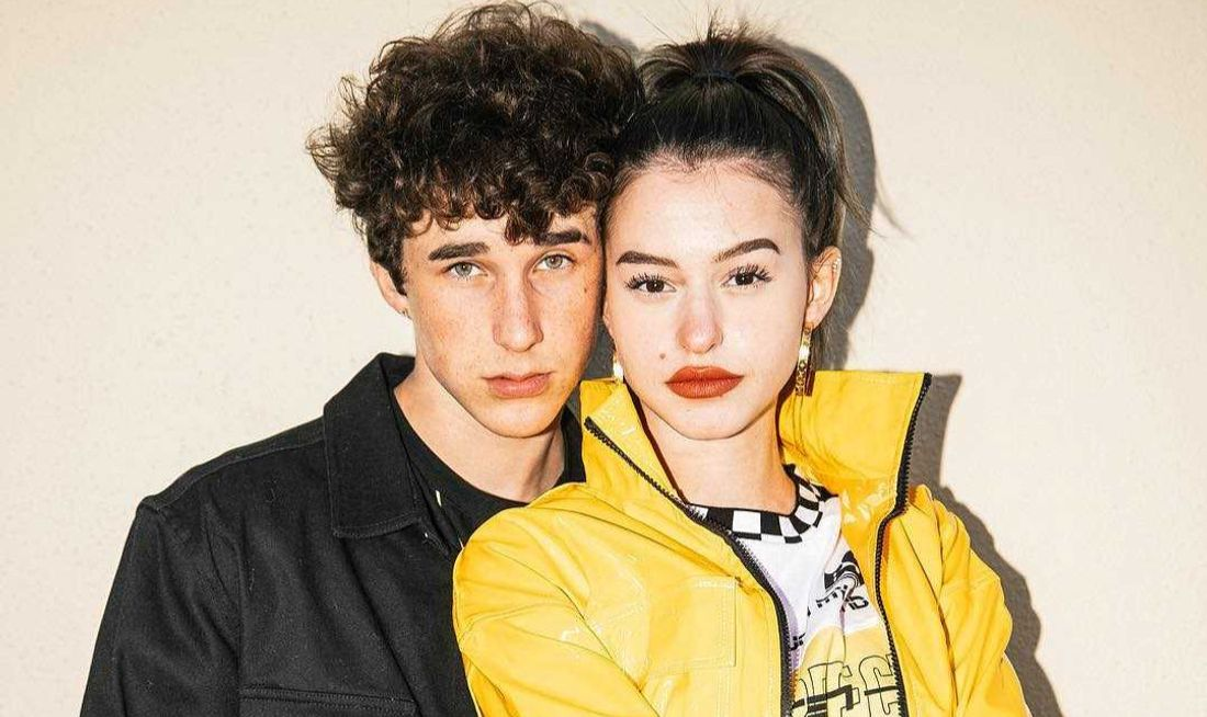 Hunter Rowland and Lea Elui Ginet