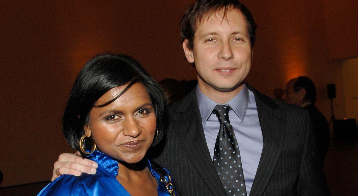 Mindy Kaling and Benjamin Nugent