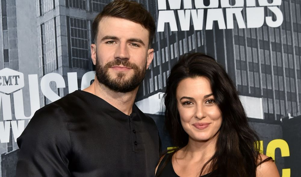 Sam Hunt and Hannah Lee