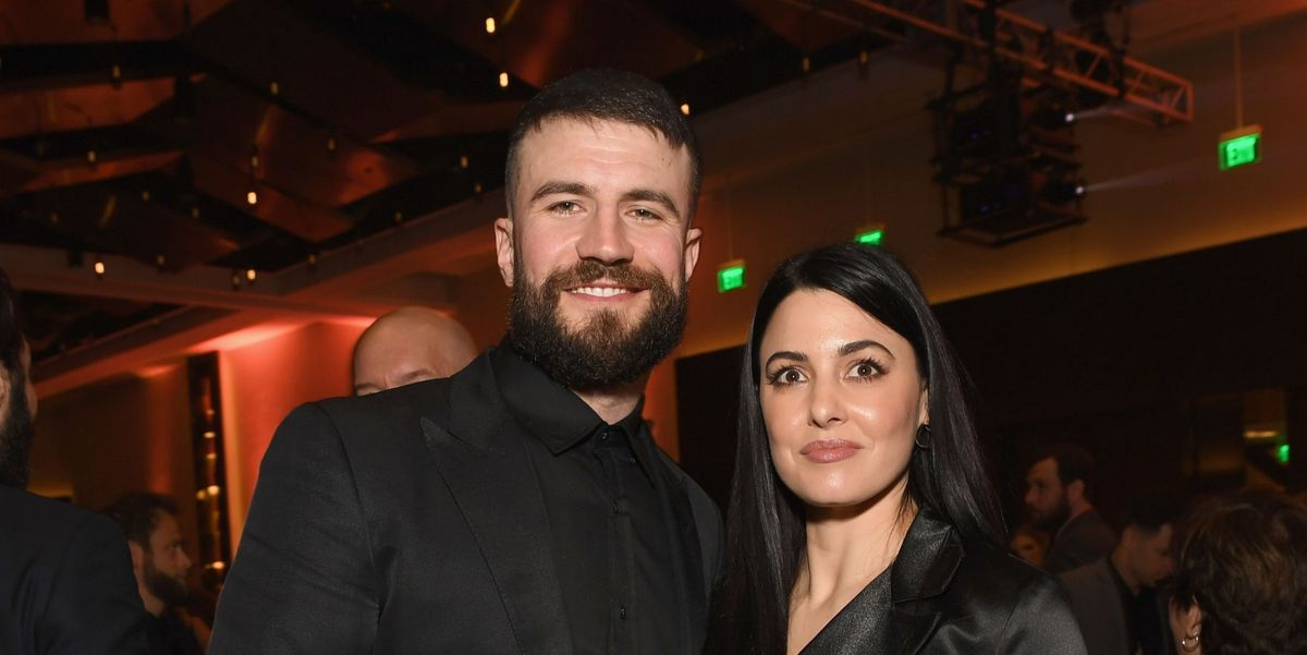 Sam Hunt and Hannah Lee Fowler