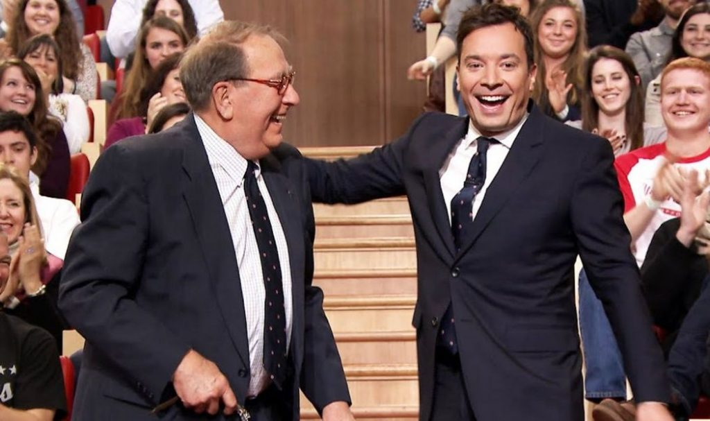 William H. Juvonen and Jimmy Fallon