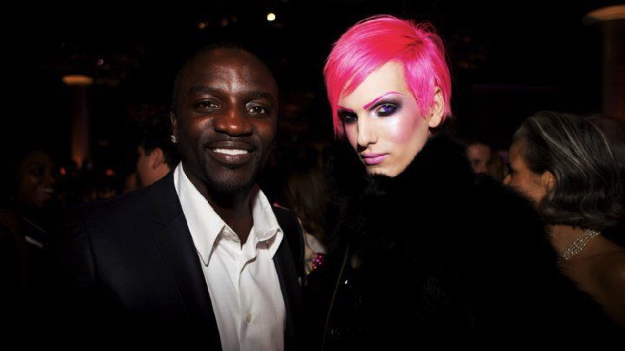 akong and Jeffree Star