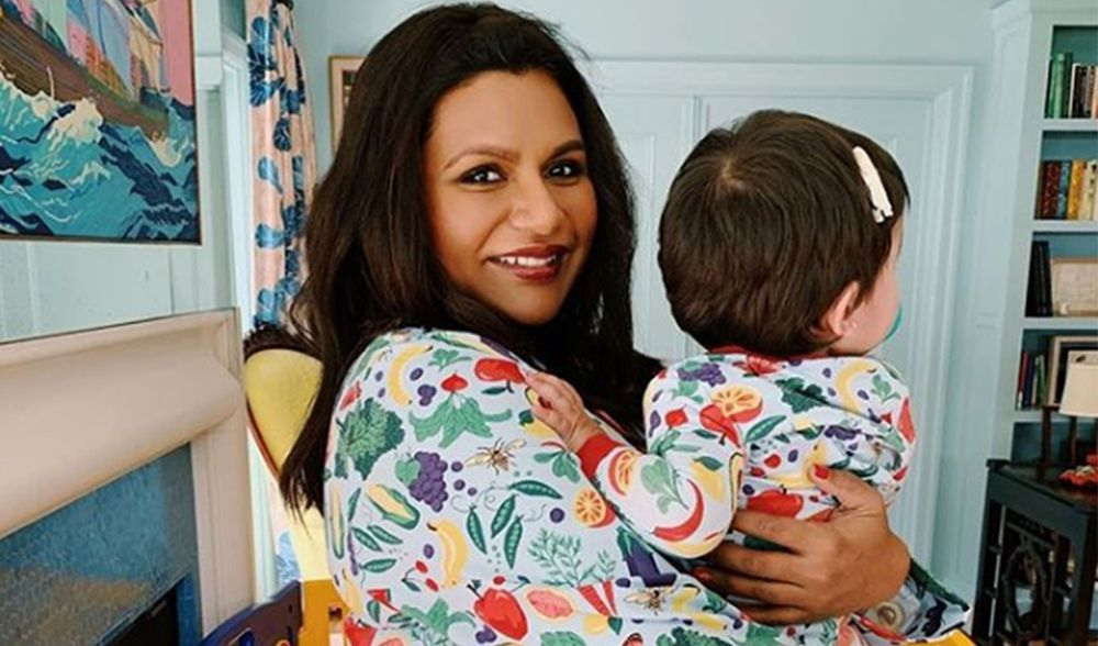 Mindy Kaling and katherine