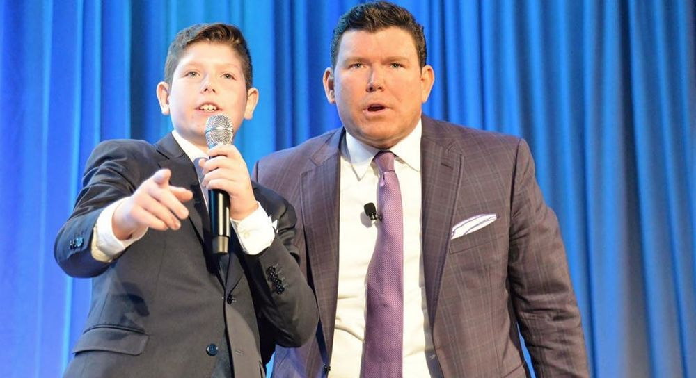Paul and Bret Baier