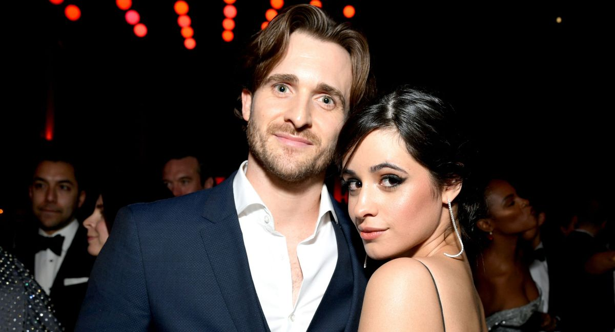 Matthew Hussey and Camila Cabello