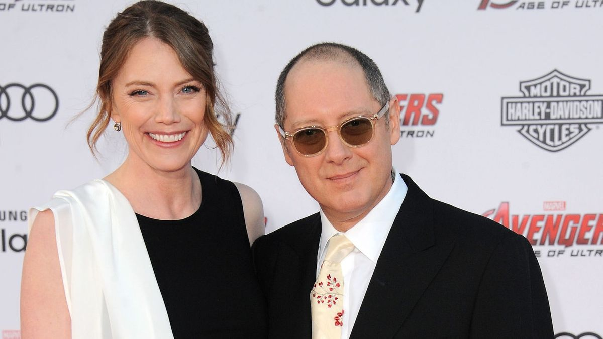 Leslie Stefanson and James Spader