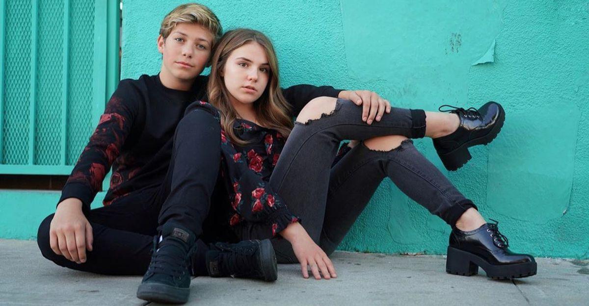 Walker and Piper Rockelle