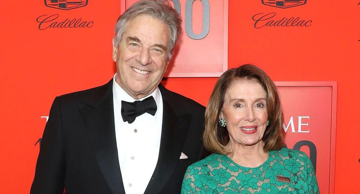 Paul Pelosi and Nancy Pelosi