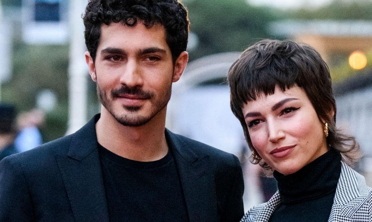 Chino Darin and Ursula Corbero