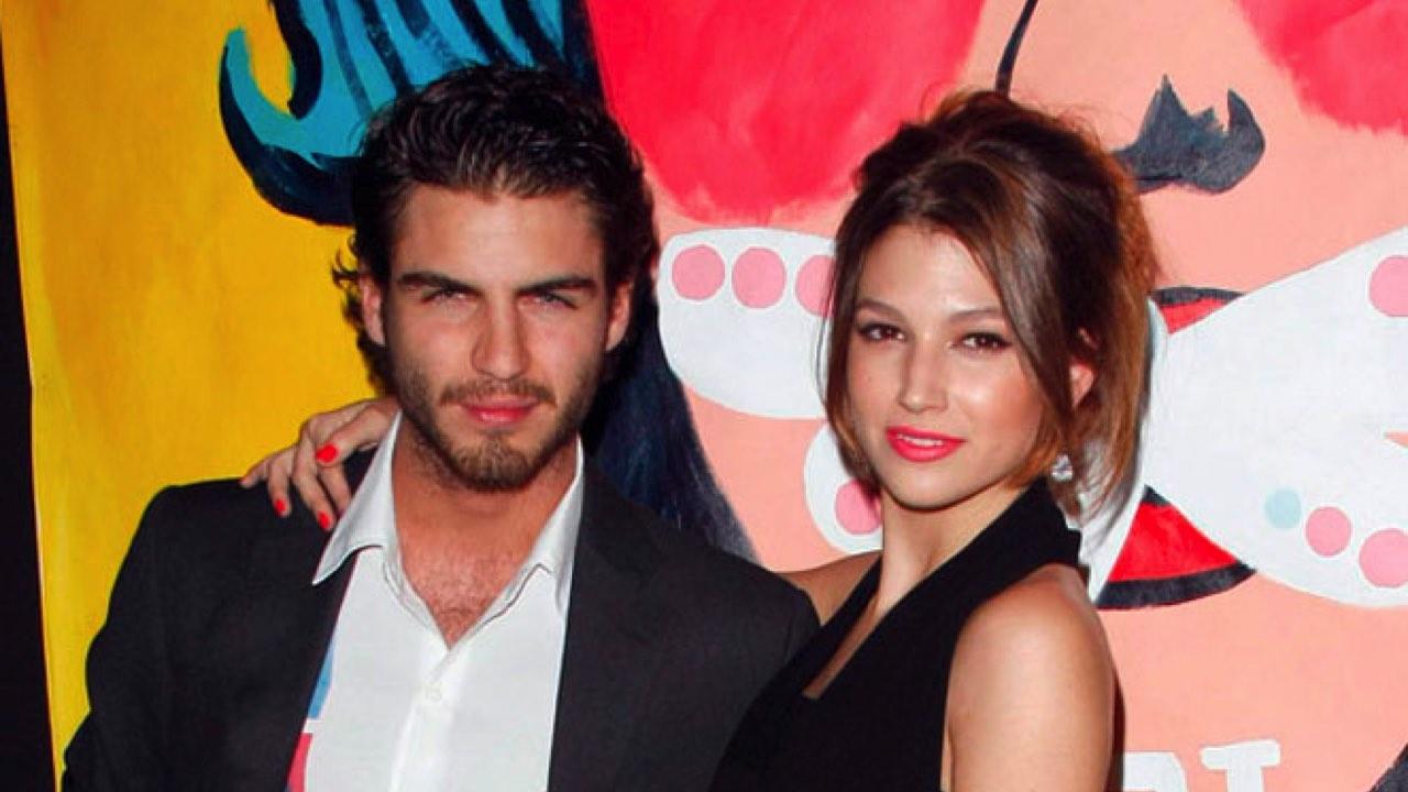 Maxi Iglesias and Ursula Corbero