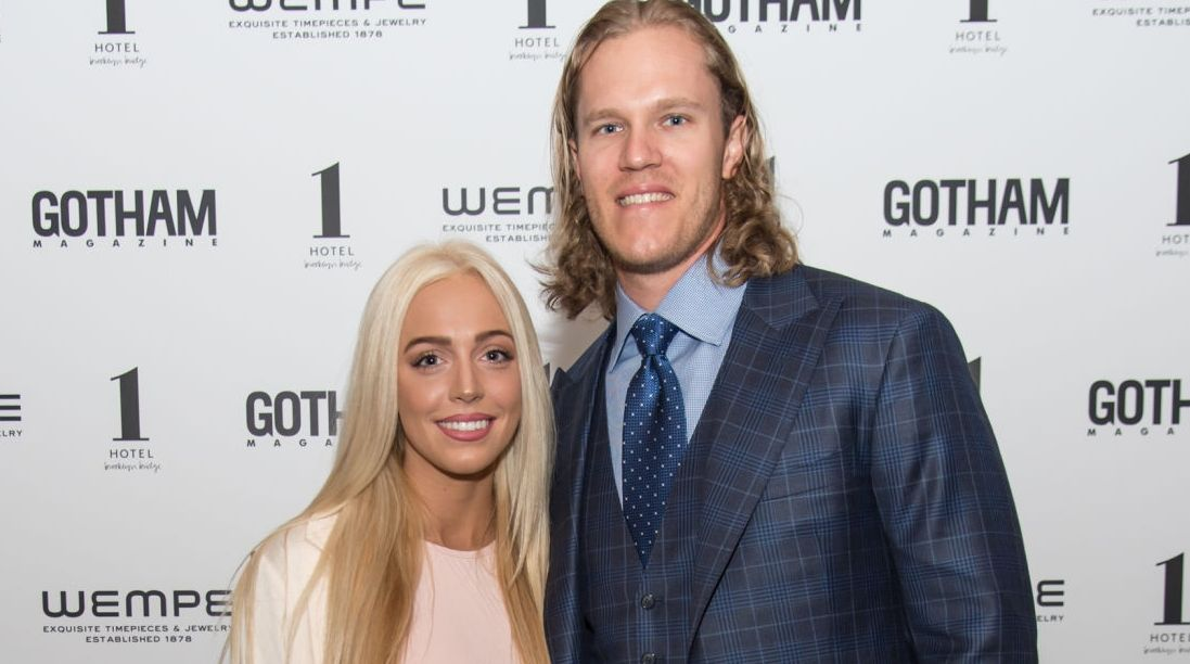 Alexandra Cooper and Noah Syndergaard