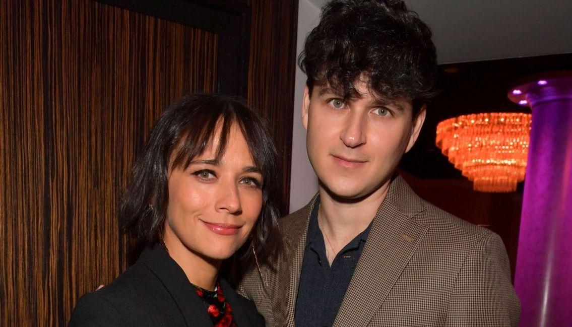 Rashida Jones and Ezra Koenig