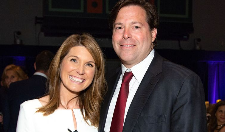 Nicolle and Mark Wallace