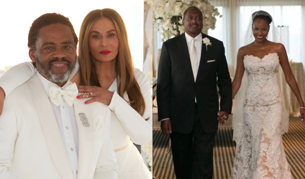 Tina married Richard Lawson and Mathew married Gena Avery