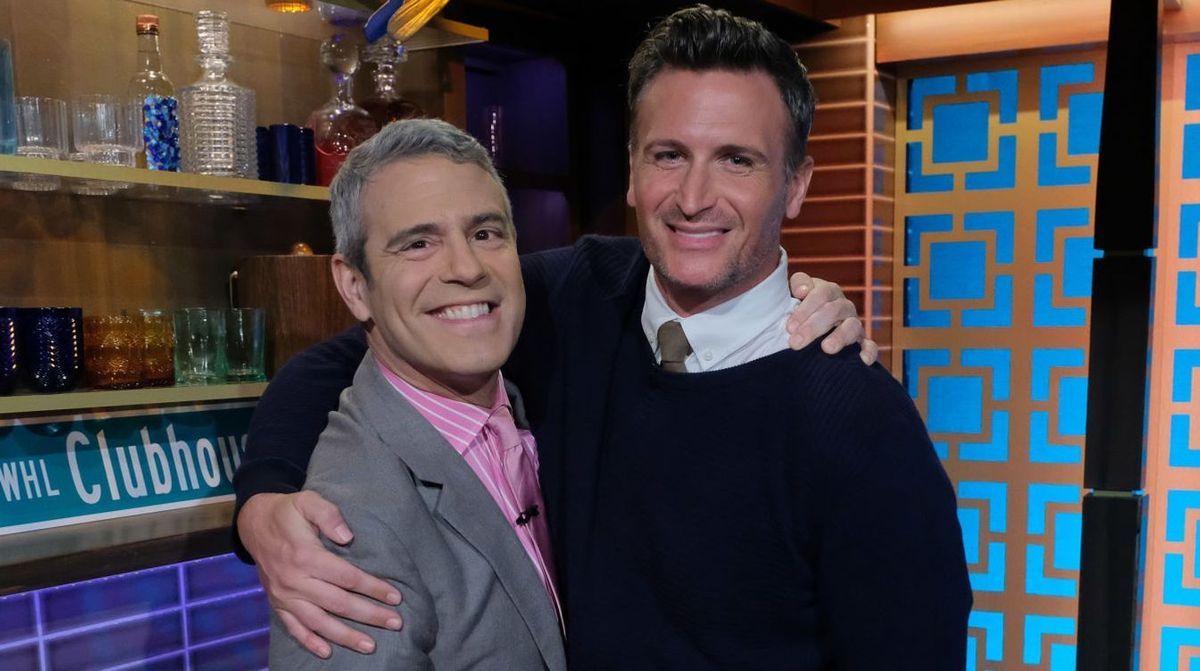 Andy Cohen and John Hill