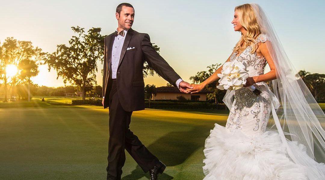 Kayleigh McEnany and Sean Gilmartin's wedding