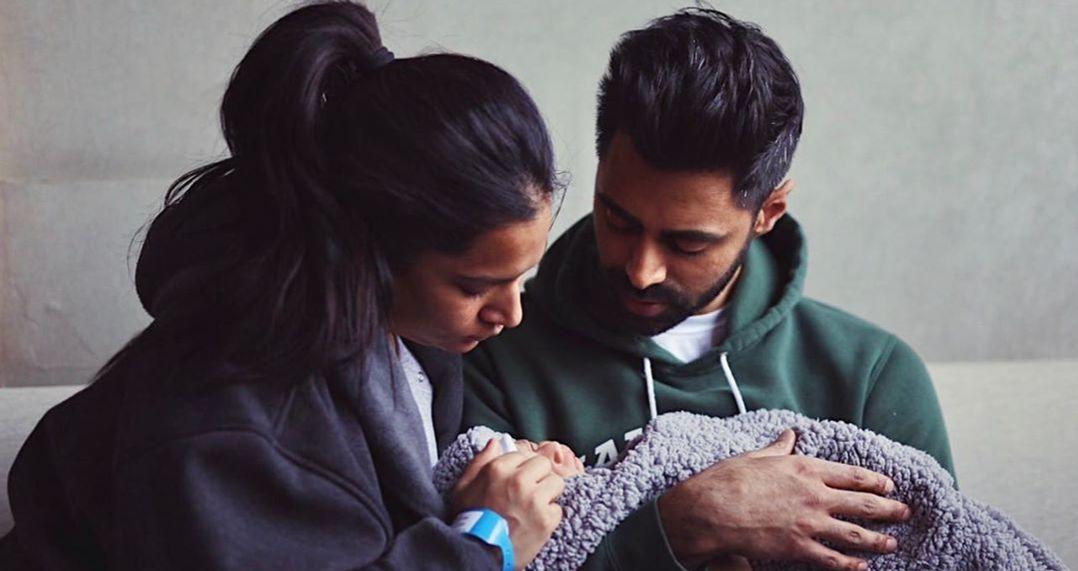 Hasan Minhaj and Beena Patel