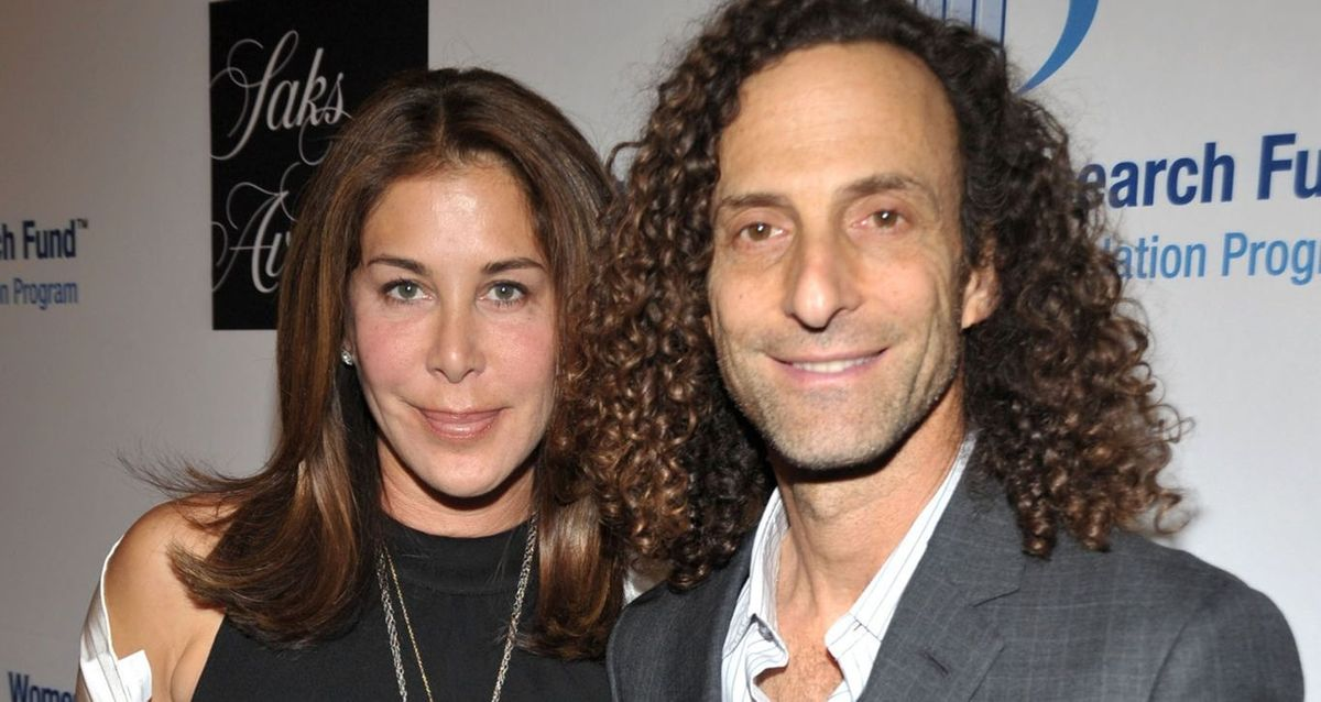 Lyndie Benson and Kenny G