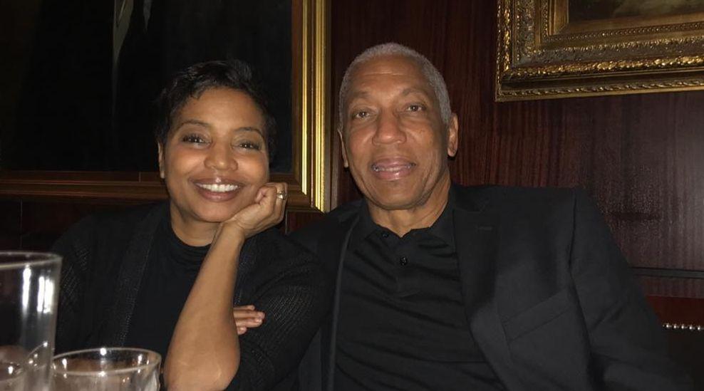 Toler and her husband Eric Mumford
