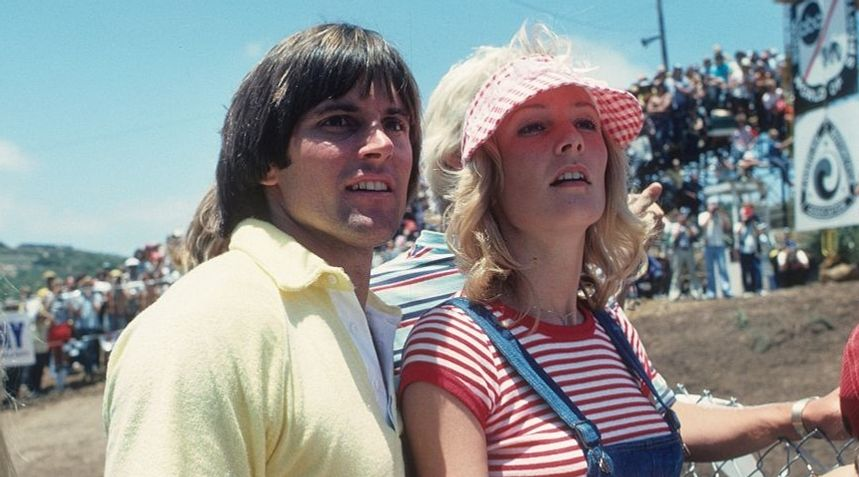 Bruce Jenner and Chrystie Crownover
