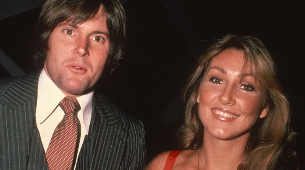 Bruce Jenner and Linda Thompson