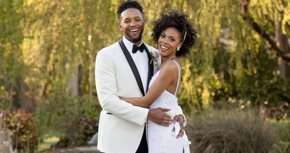 Keith and Iris wedding