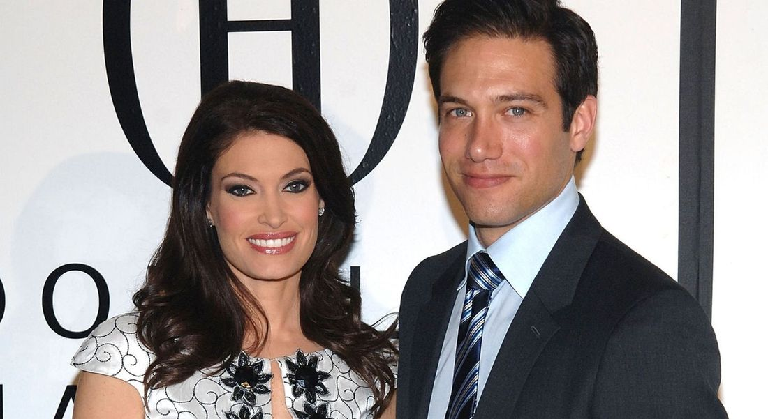 Kimberly Guilfoyle and Eric Villency