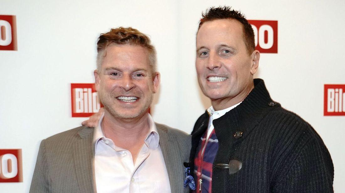 Matt Lashey and Richard Grenell