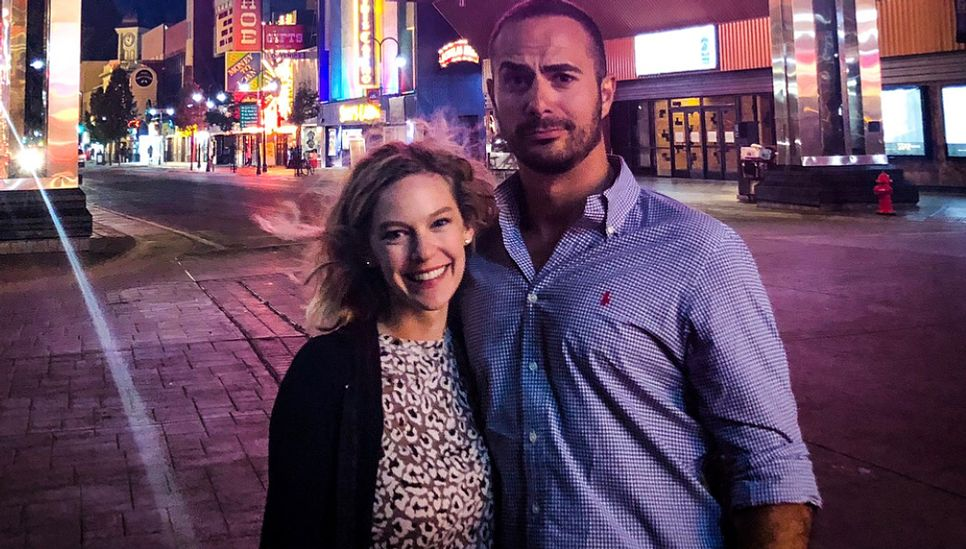 Boris Sanchez and Jennifer Piekut