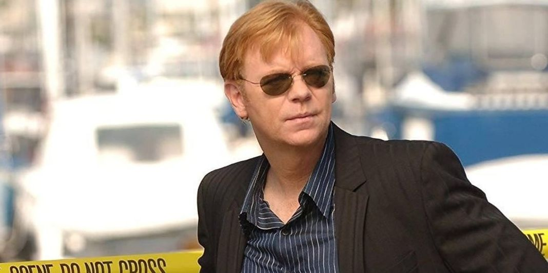 CSI Miami David Caruso
