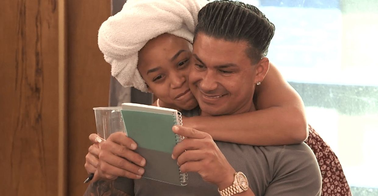 Nikki and Pauly D