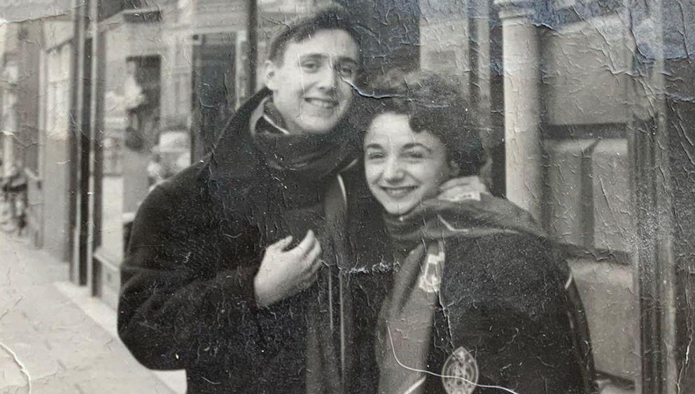 Susan Calman parents