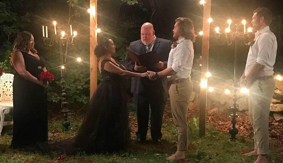 Syngin and Tania wedding