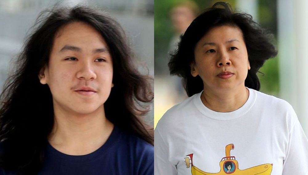 Amos Yee And Mary Toh