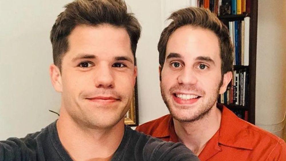Charlie Carver and Ben Platt
