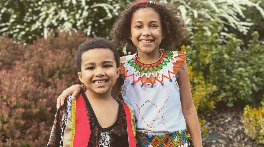 Nandi Bushell And Thomas Bushell