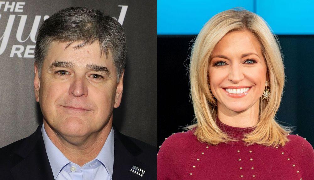 Sean Hannity And Ainsley Earhardt