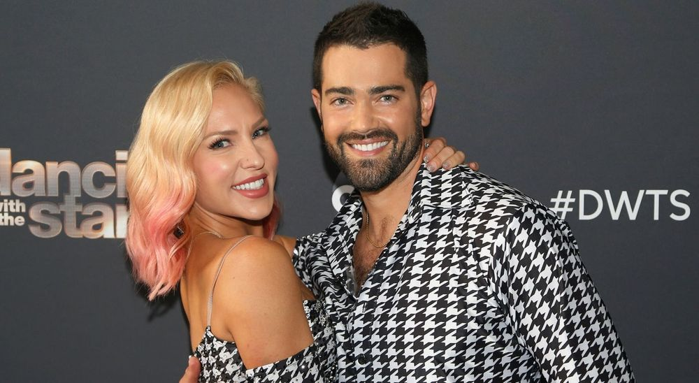 Sharna and Jesse Metcalfe