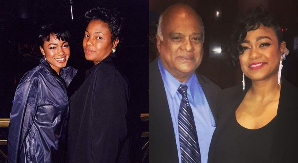 Tatyana Ali parents