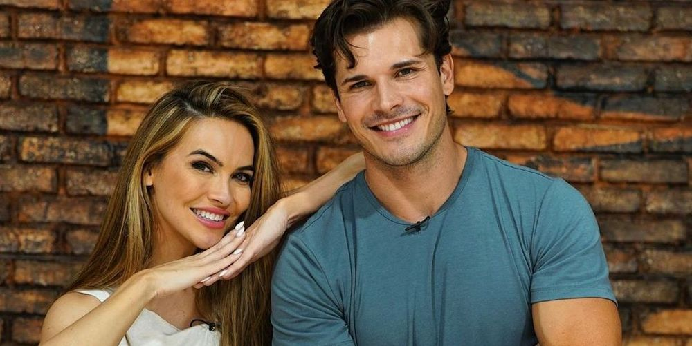 Chrishell Stause And Gleb Savchenko
