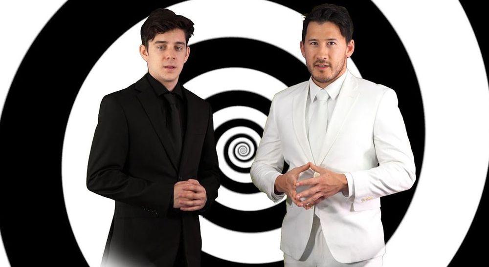 Ethan Nestor And Markiplier
