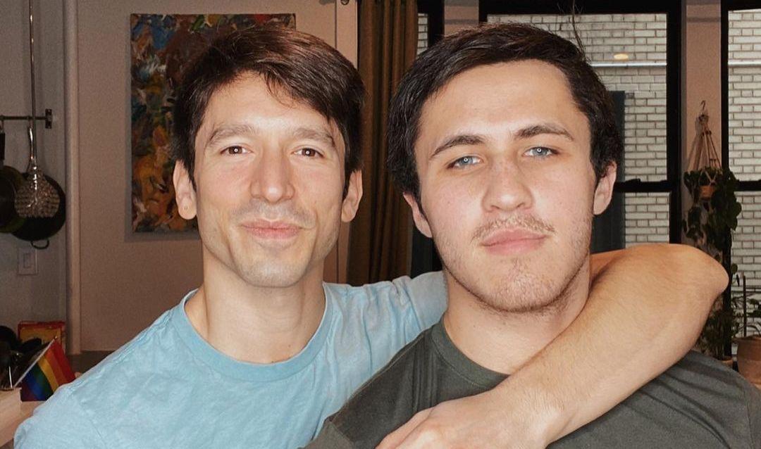 Ian Paget And Chris Olsen