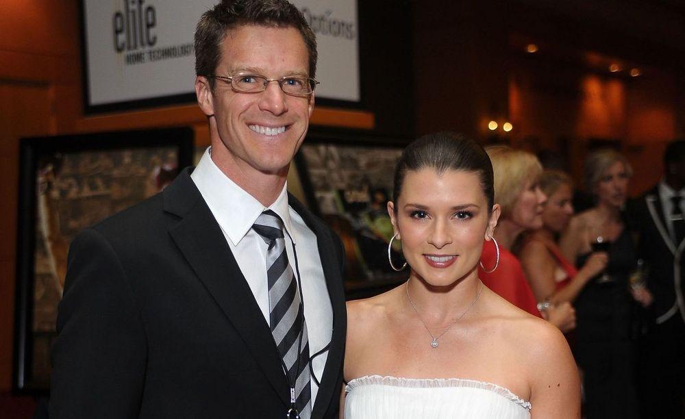 Paul Hospenthal And Danica Patrick