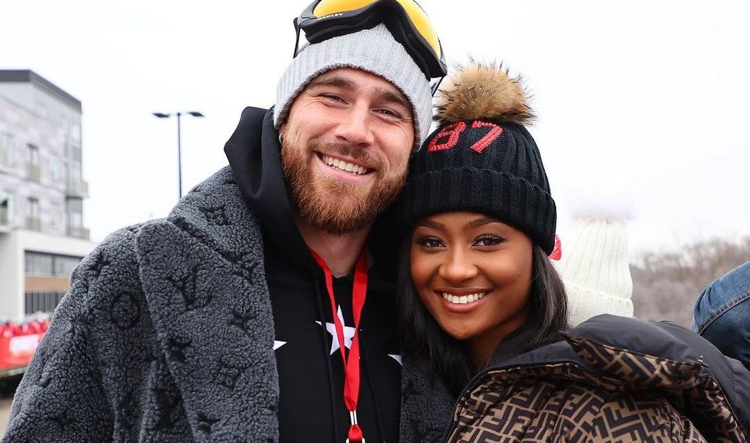 Travis Kelce and Kayla Nicole